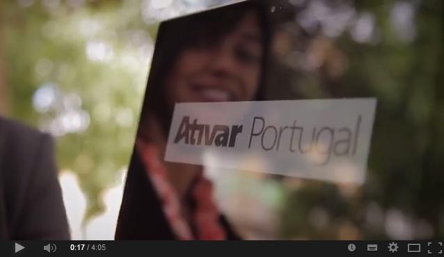 Veja o vídeo de apresentação do Ativar Portugal
