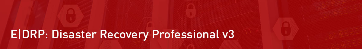 E|DRP – Disaster Recovery Professional v3