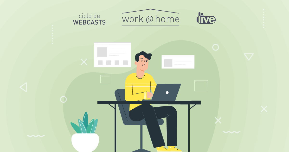 webcast work@home blog Galileu
